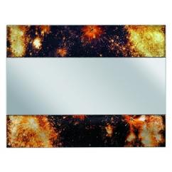 espejo Big Bang :: DUBIEL VITRUM - espejos producción