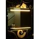 espejo Dora :: DUBIEL VITRUM - espejos producción